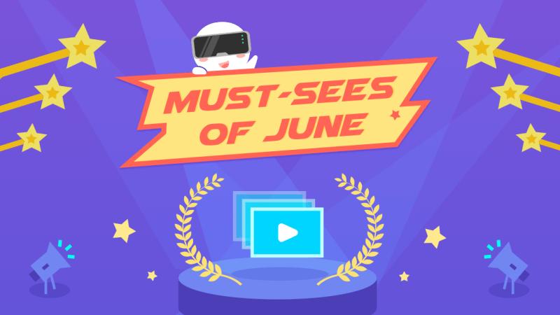"""VeeR """"Must-Sees of June"""" VR videos"""