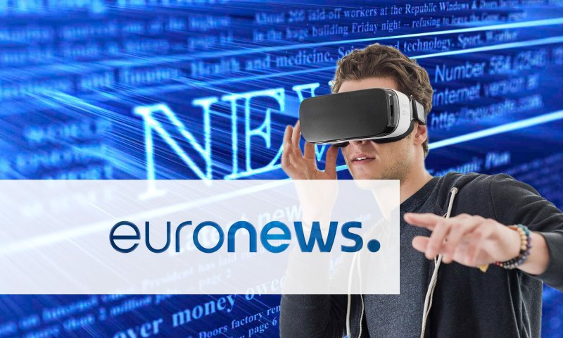 Euronews VR: Telling News on a New Horizon