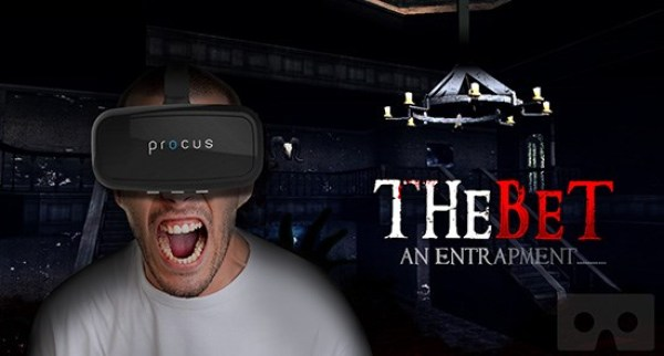 the bet vr horror game