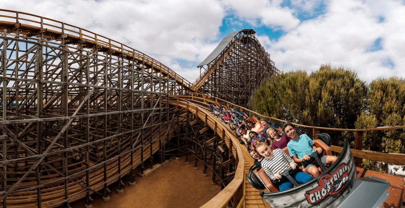Top 6 VR Roller Coaster Videos You Must Check Out in 360