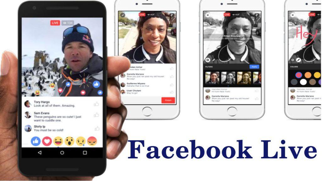 Facebook Live 360 Streams