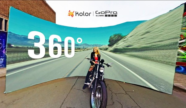 VR Kolor 360 video stitching