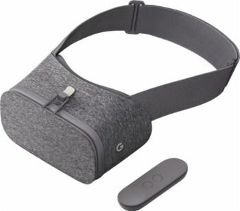 Які недорогі гарнітури віртуальної реальності (VR- окуляри) для смартфона Google Daydream