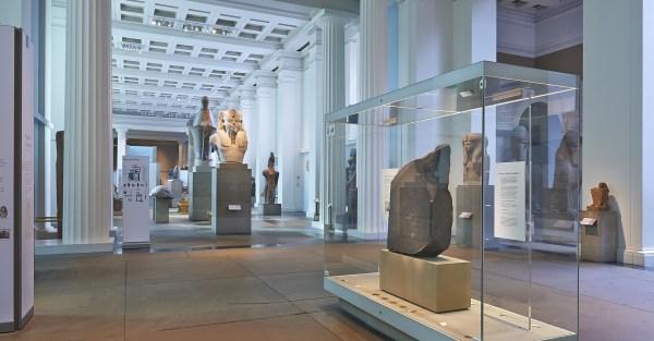 virtual reality tour of Britsih Museum