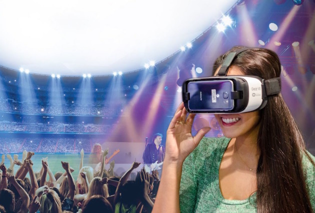 virtual reality in music