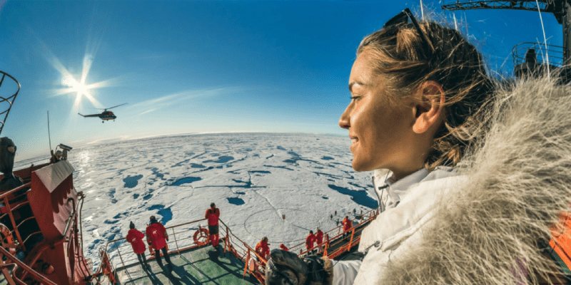 Pay The North Pole A Virtual Visit With Poseidon Expeditions