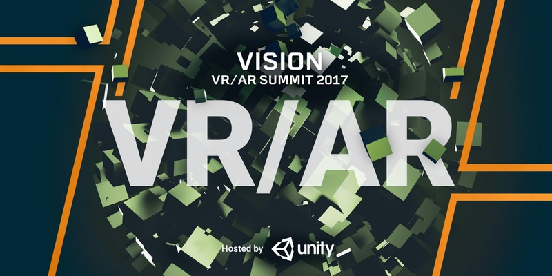 top VR AR event Vision VRAR Summit