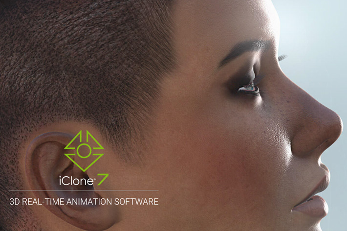 Reallusion, 3D Animation Magnate from Silicon Valley, Strikes Again with iClone 7