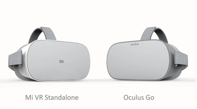 Mi VR Standalone vs Oculus Go