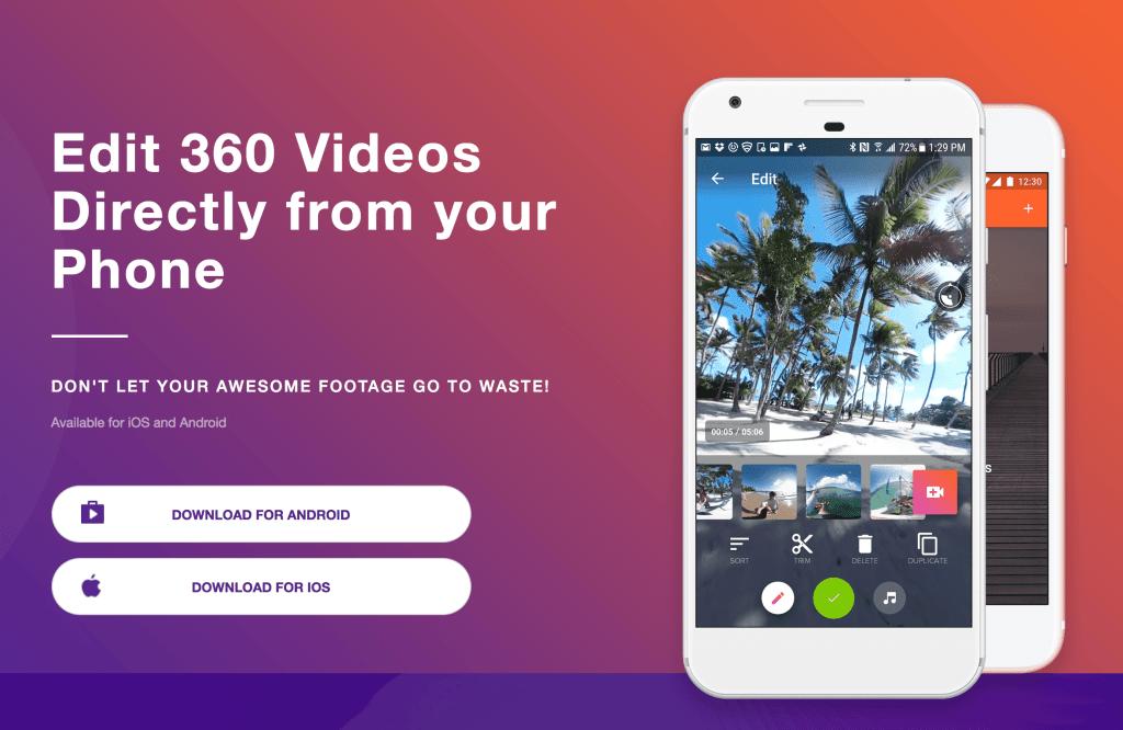 Top 12 De Software Para La Edición De Video En Vr 360 Grados Para Smartphone Y Computadora Portátil Veer Vr Blog