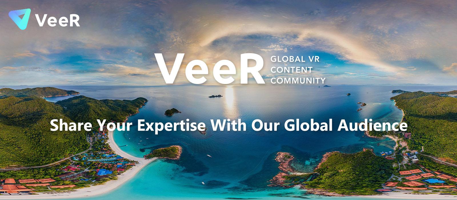 VeeR Content Contributor Program