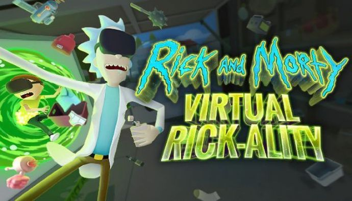 Rick-and-Morty-Virtual reality