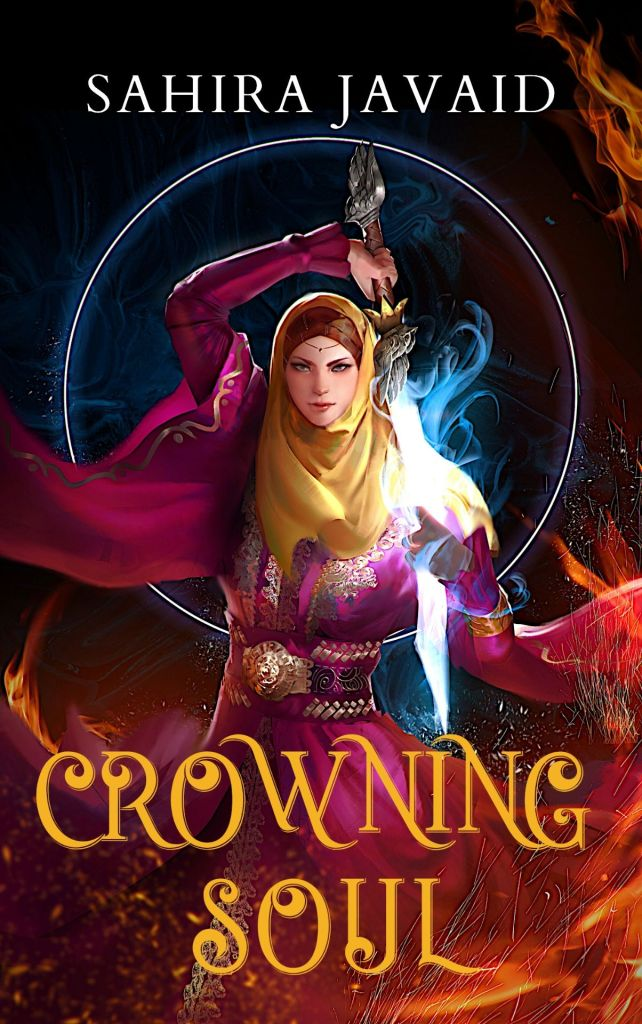 Crowning Soul (Heart of Noorenia, #1) book cover