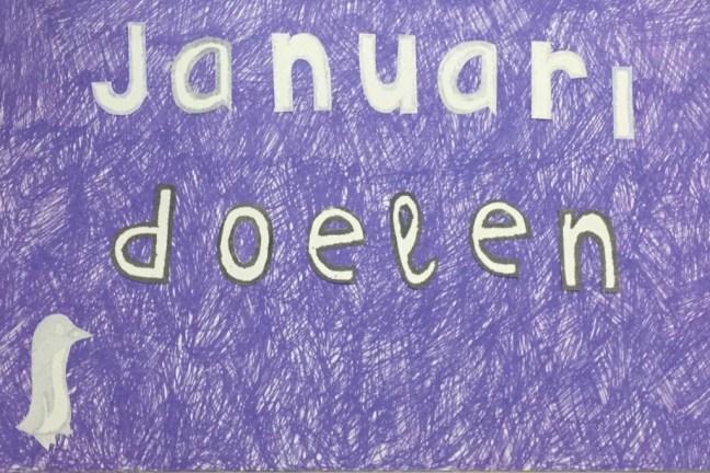 januari doelen