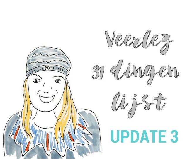 31dingen lijst update 3