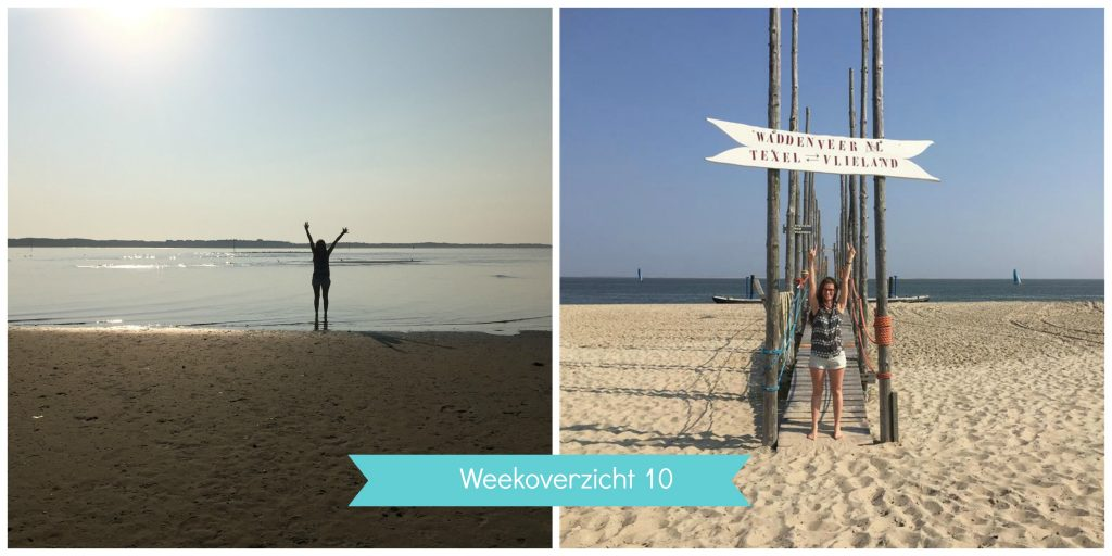 Weekoverzicht #10: roadtrip en snorren