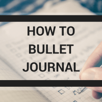 How to: Bullet journal