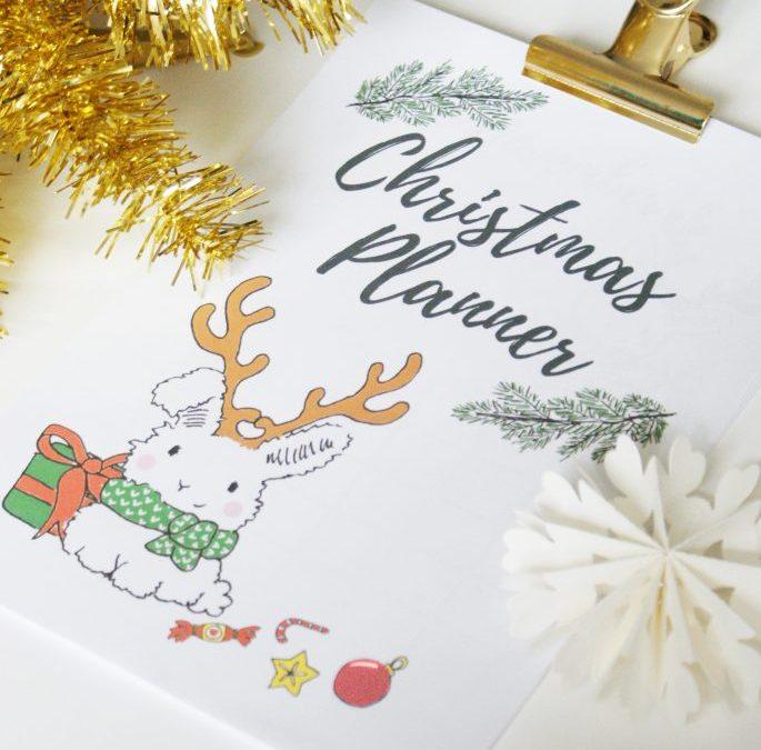 De kerstplanner van 2018
