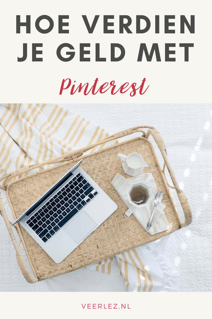 Hoe kan je het beste geld verdienen met Pinterest
