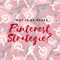 Wat is een goede Pinterest Strategie?