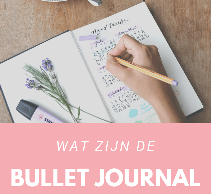 Wat zijn de Bullet Journal Essentials?