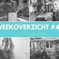 Weekoverzicht #43: een typische katten / Fringe werkweek