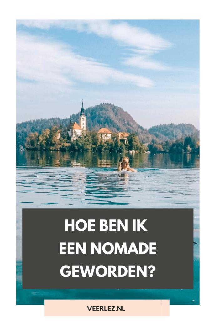 Hoe ben ik een nomade geworden?