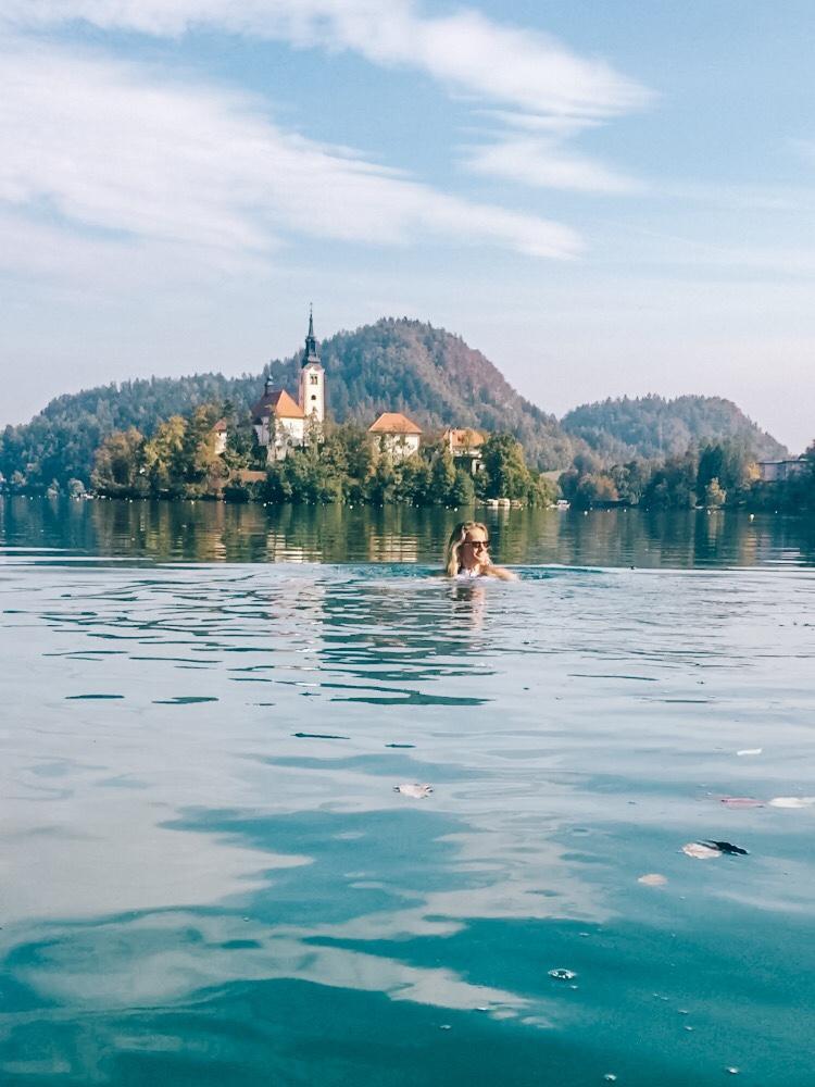 Zwemmen in Slovenië