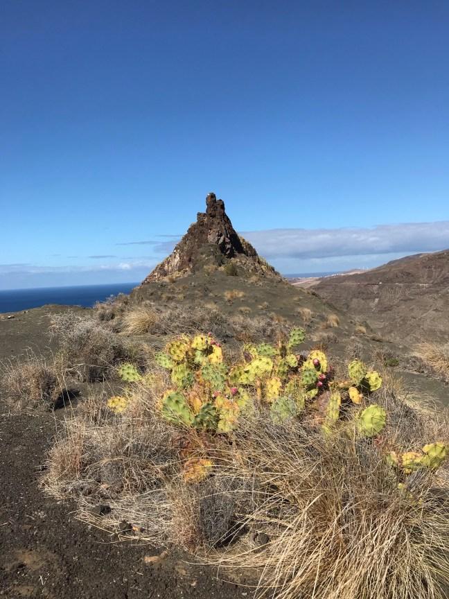 Westkust van Gran Canaria