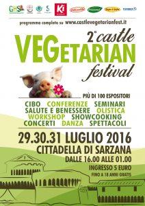 2°Castle Vegetarian festival