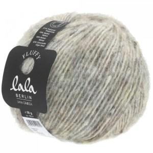 Lala Berlin Fluffy 103 - Lys Grå