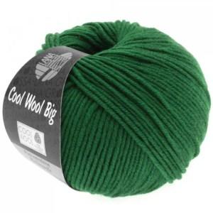 Lana Grossa Cool Wool Big 949 - Flaskegrøn
