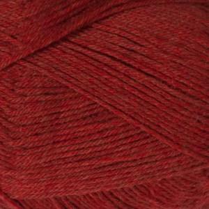Yaku 1809 - Rød med lidt orange