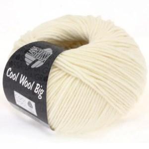 Cool Wool Big 601 - Hvid