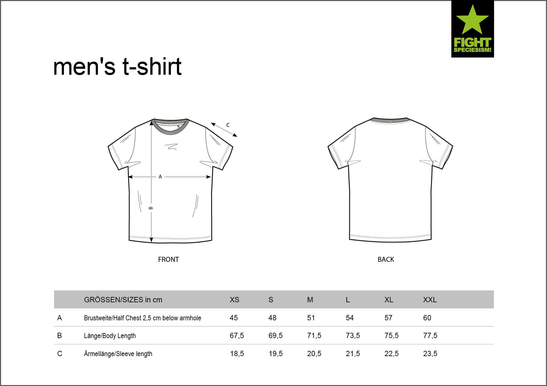 Shirts Size Chart Wiring Diagram Database