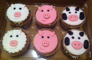 animal cupcakes animal cupcakes Animal Cupcakes image3 e1442957660560