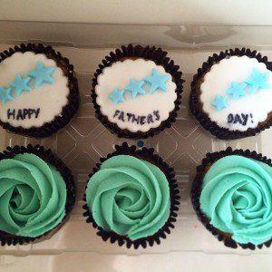 Father's Day Cupcakes father's day cupcakes Father's Day Cupcakes- design 3 IMG 7680