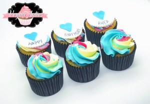 birthday cupcakes Birthday Cupcakes IMG 8359