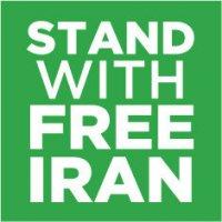 Už laisvą Iraną!