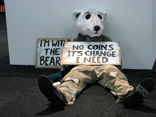 Jokių monetų - man reikia permainų!