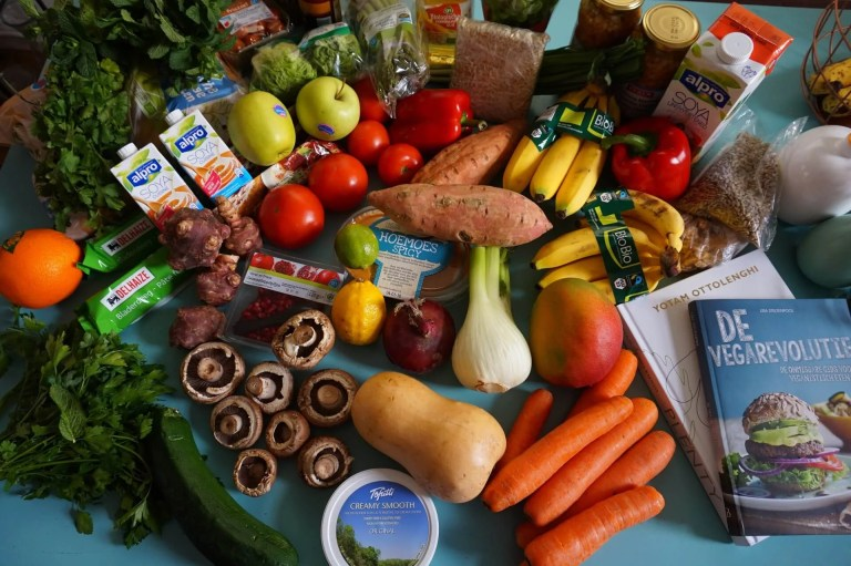 The Simple Way to Transition to a Vegan Diet