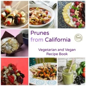 California Prune Blogging Event