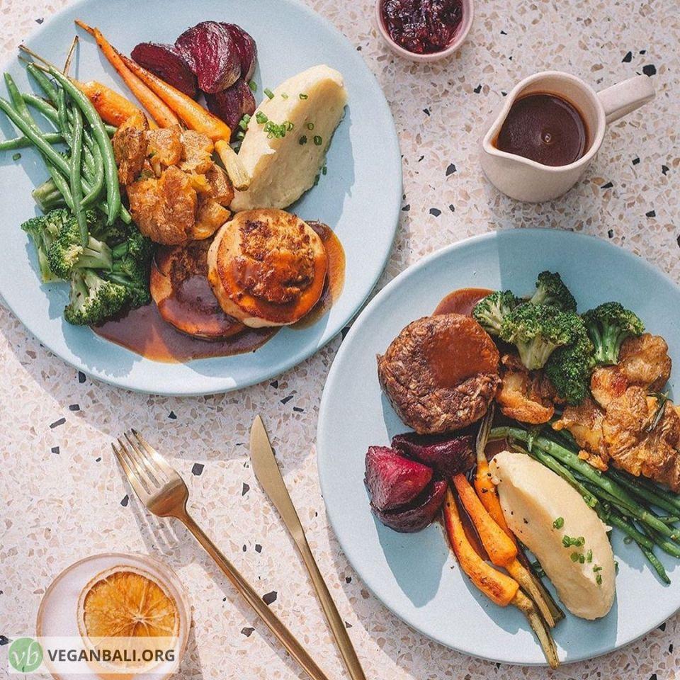 plant based restaurant bali