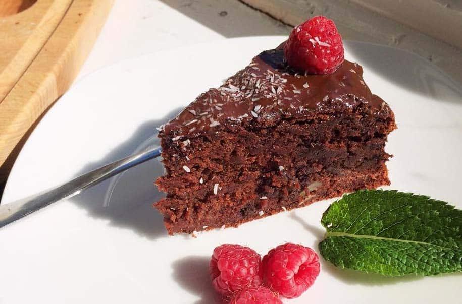 Smeuïge chocolade taart recept