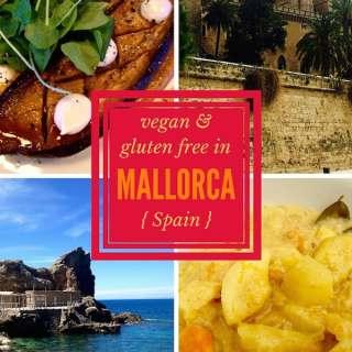 Vegan & Gluten Free in Palma de Mallorca, Spain (Balearic Islands)