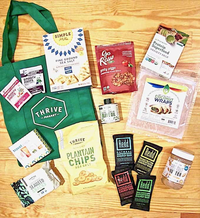 Best Buys at Thrive Market: Favorite Vegan Products (All Gluten ...