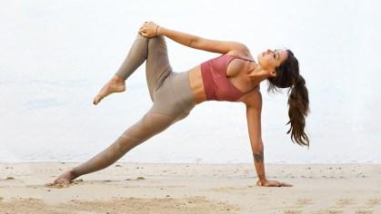 Youtubeuse Georgia Horackova yoga