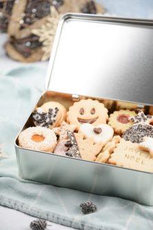 Biscuits de Noël Vegourmandises