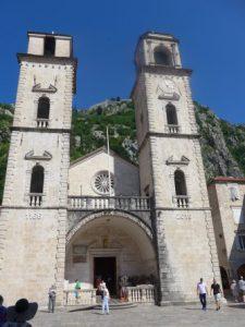 Kotor cathedral