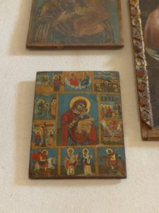 Kotor cathedral icon